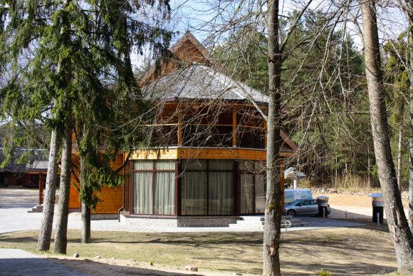 Viktorijos Karsokaitės / 15min nuotr./A++ klasės namas