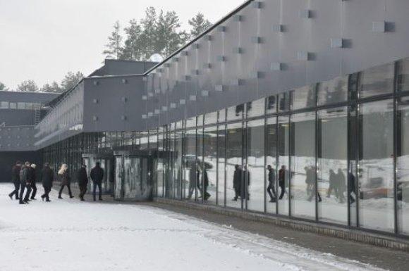 LTOK archyvo nuotr./Druskininkų sportininkų rengimo centras