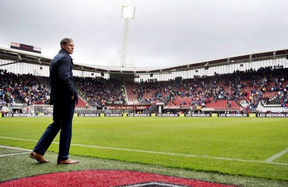 """""""Scanpix""""/AP nuotr./Marco van Bastenas siūlo netradicinius pakeitimus futbole."""