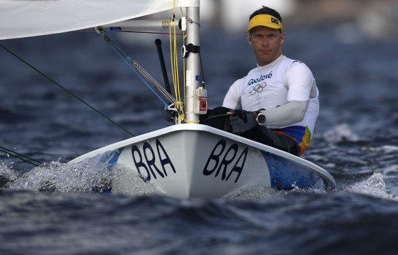 "AFP/""Scanpix"" nuotr./Dusyk olimpinis čempionas Robertas Scheidtas."