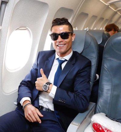 """""""Scanpix"""" nuotr./Daugiausiai uždirbantys pasaulio futbolininkai – C.Ronaldo"""