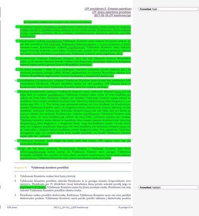 Edvinas Eimontas siūlo įstatų pakeitimus