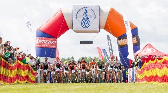 Organizatorių nuotr./MTB dviračių lenktynių sezonas prasideda sekmadienį