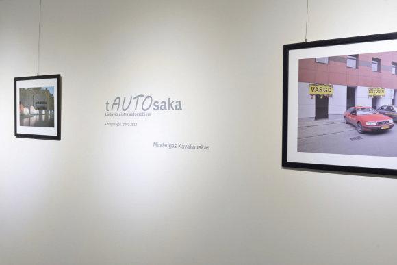 Mindaugo Kavaliausko nuotr./Fotografo Mindaugo Kavaliausko darbų paroda Anykščių menų inkubatoriuje