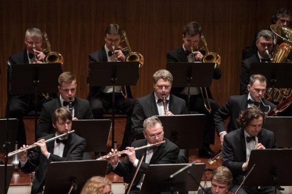 A.Požerskio nuotr./Lietuvos valstybinis simfoninis orkestras