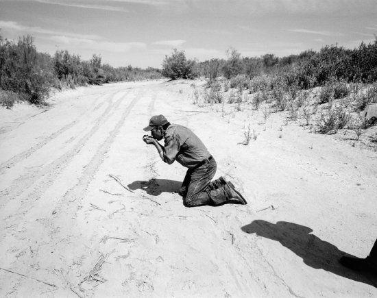 "Projekto partnerio nuotr./John Trotter (JAV) ""Kolorado upė"""