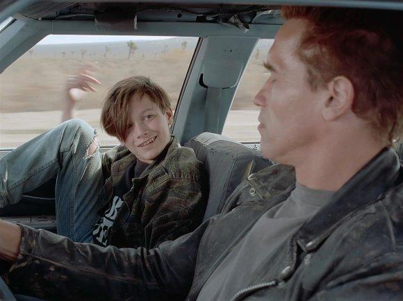 """Projekto partnerio nuotr./Filmas """"Terminatorius 2: Paskutinio teismo diena 3D"""""""