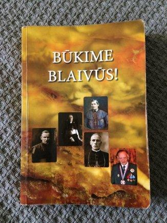 G.Raibytės nuotr./Knygos viršelis su F.Uglovu (dešinėje apačioje)