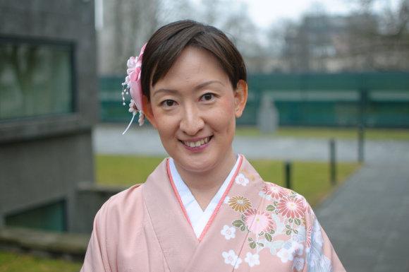 KTU nuotr./Yumiko Nunokawa