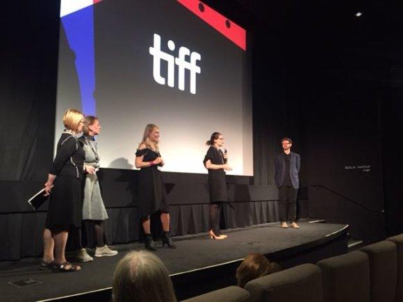 """Inscript nuotr./Filmo """"Stebuklas"""" premjera Tarptautiniame Toronto kino festivalyje"""