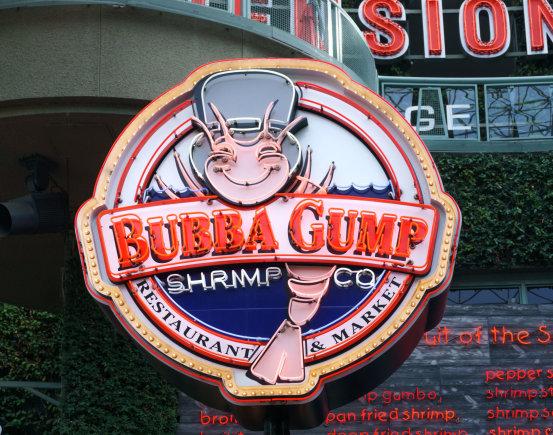 123rf.com nutor. / Bubba Gump