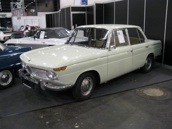 BMW 1600 / Wikipedia nuotr.