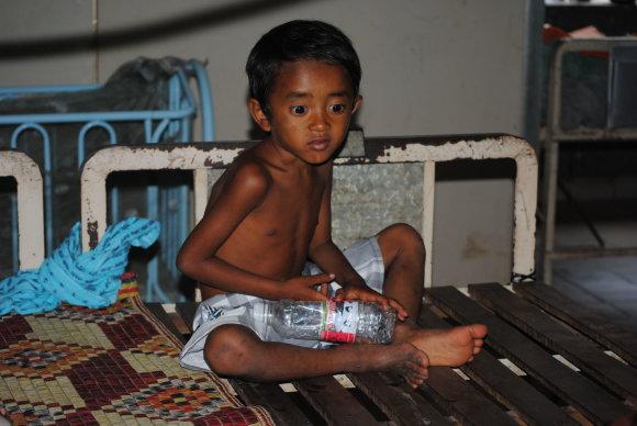 Asmeninio archyvo nuotr./UNICEF Lietuvos misija Kambodžoje
