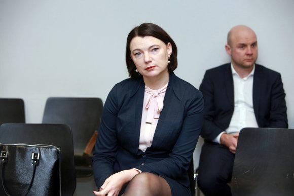 Aliaus Koroliovo/15min nuotr./Antradienį Kauno apygardos teisme imta nagrinėti baudžiamoji byla.