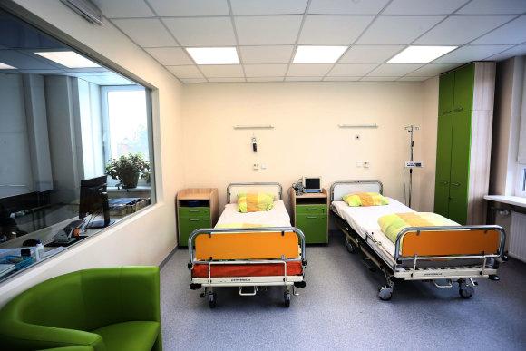 Kauno klinikinės ligoninės Infekcinių ir Vaikų ligų skyrius