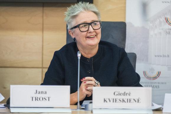 Projekto partnerio nuotr./ Giedrė Kvieskienė