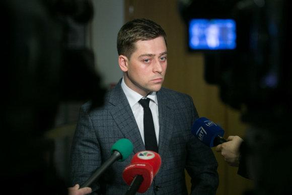 Žygimanto Gedvilos / 15min nuotr./Artūras Bogdanovas