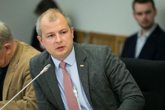Žygimanto Gedvilos / 15min nuotr./Simonas Gentvilas