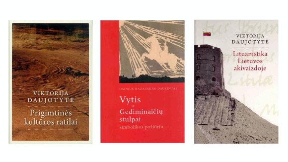 LLTI nuotr./Lietuvių literatūros ir tautosakos instituto knygos
