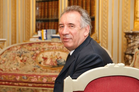 "AFP/""Scanpix"" nuotr./Francois Bayrou"