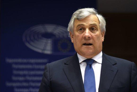 """AFP/""""Scanpix"""" nuotr./Antonio Tajanis"""