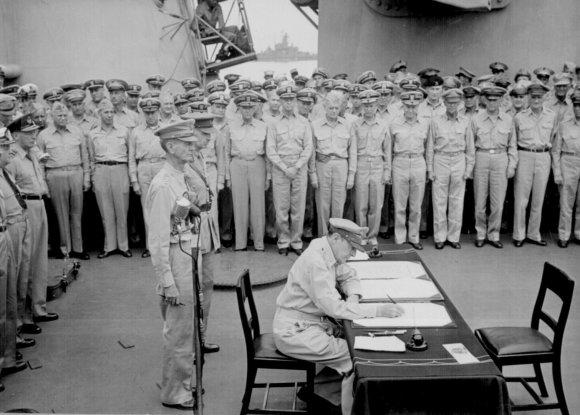 """Reuters""/""Scanpix"" nuotr./JAV generolas Douglasas MacArthuras"