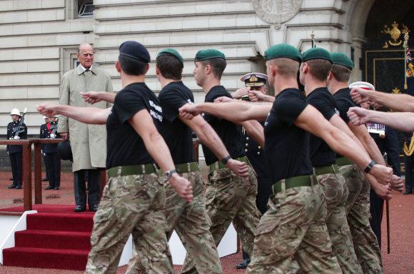 """AFP/""""Scanpix"""" nuotr./Princas Philipas oficialiai baigė eiti savo karališkąsias pareigas"""