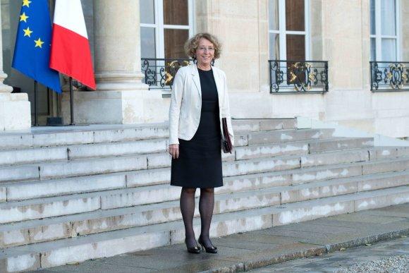 """""""Scanpix""""/""""Sipa USA"""" nuotr./Prancūzijos darbo ministrė Muriel Penicaud"""