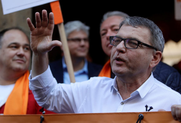 """""""Reuters""""/""""Scanpix"""" nuotr./Lubomiras Zaoralekas"""