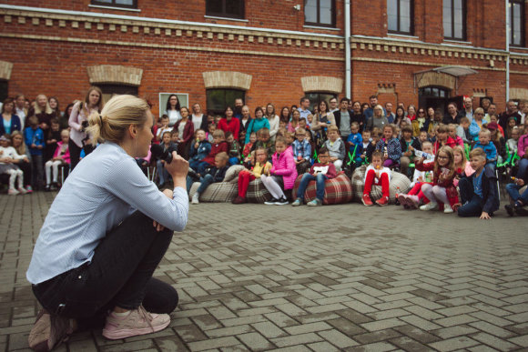 Devbridge group nuotr./Monika Katkutė-Gelžinė