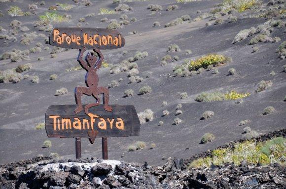 123RF.com nuotr./Lanzarotės nacionalinis parkas