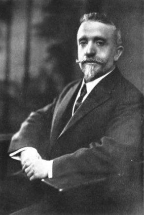 Nuotrauka iš H.Fischelio biografinės knygos/Penkiasdešimtmetis H.Fischelis.