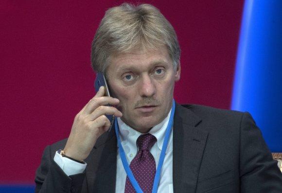 """Scanpix""/""RIA Novosti"" nuotr./Dmitrijus Peskovas"