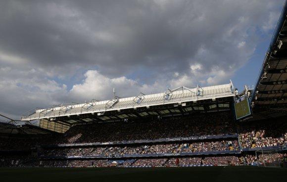 "AFP/""Scanpix"" nuotr./""Stamford Bridge"" stadionas"