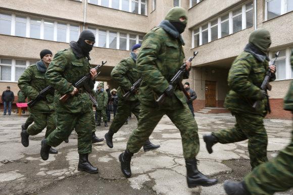 """Reuters""/""Scanpix"" nuotr./Krymo užėmimas"