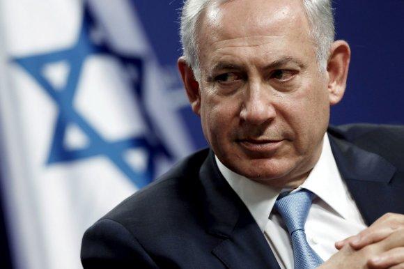 """""""Reuters""""/""""Scanpix"""" nuotr./19. Benjaminas Netanyahu – Izraelio ministras pirmininkas"""