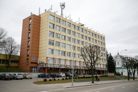 Eriko Ovčarenko/15min.lt nuotr./Kėdainių savivaldybė
