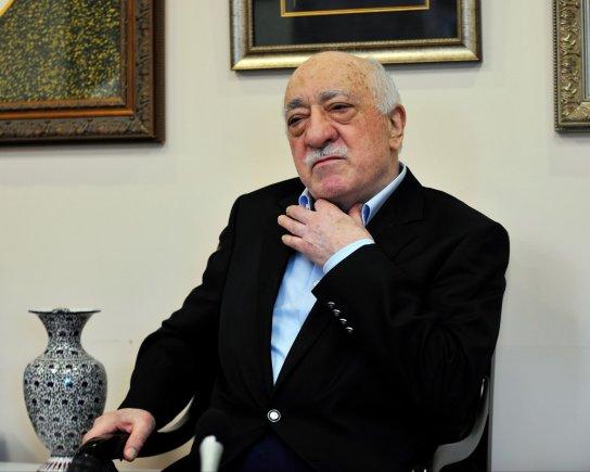"""""""Scanpix""""/AP nuotr./Fethullah Gulenas"""