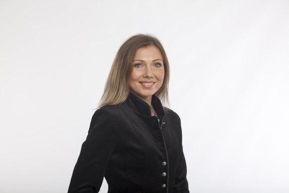 Asmeninio arch. nuotr./Lietuvos antidopingo agentūros vadovė dr. Ieva Lukošiūtė-Stanikūnienė