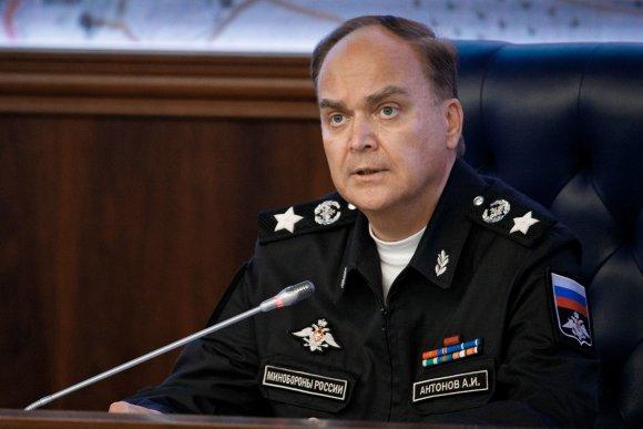 """""""Scanpix""""/""""RIA Novosti"""" nuotr./Anatolijus Antonovas"""