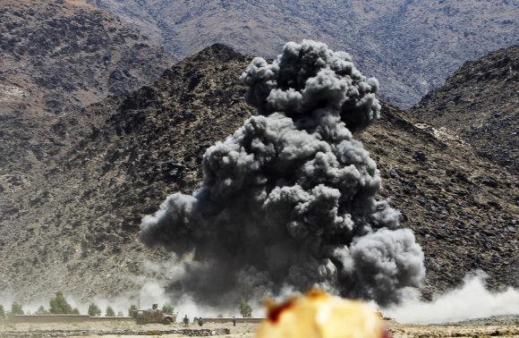 """Reuters""/""Scanpix"" nuotr./Antskrydis Afganistane"