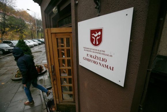 Eriko Ovčarenko / 15min nuotr./P.Mažylio gimdymo namai