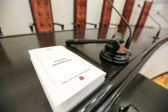 Juliaus Kalinsko/15min.lt nuotr./Lietuvos Respublikos Konstitucinis Teismas