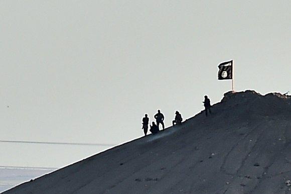 """AFP/""""Scanpix"""" nuotr./""""Islamo valstybė"""""""