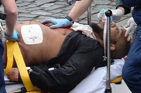 """""""Scanpix""""/""""PA Wire""""/""""Press Association Images"""" nuotr./Užpuolikas Khalidas Masoodas"""