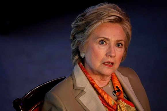 """Reuters""/""Scanpix"" nuotr./Hillary Clinton"