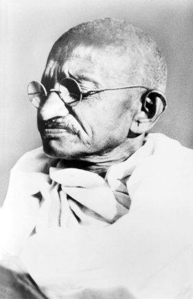 Vida Press nuotr./Mahatma Gandi