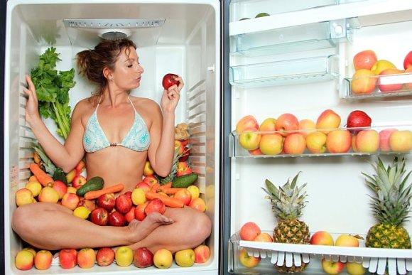 Shutterstock nuotr./Šaldytuvas