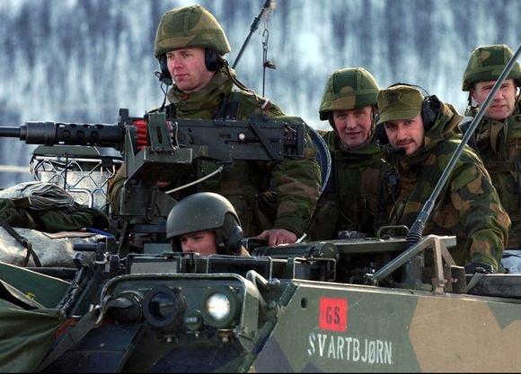 """Scanpix"" nuotr./Norvegijos kariai"