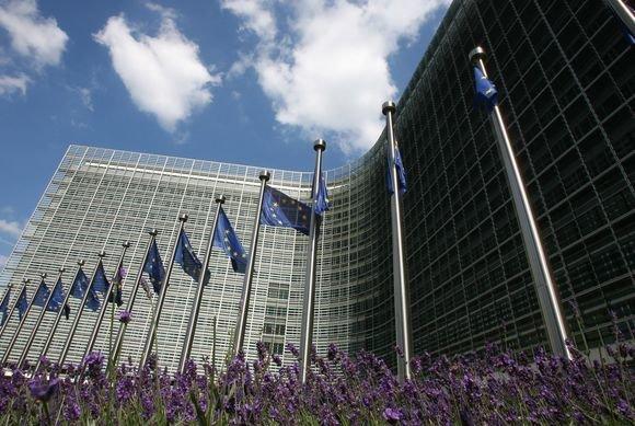 """AFP/""""Scanpix"""" nuotr./Europos Komisijos būstinė"""